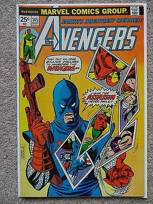 THE AVENGERS Vol.1 No. 145 March 1976