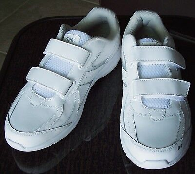 Ryka Sandria Slip Resistant Memory Foam Sneakers Velcro 8.5 Medium New In Box