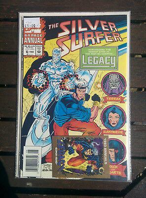 Silver Surfer Annual #6 - Marvel Comics 1993  (64 pages)