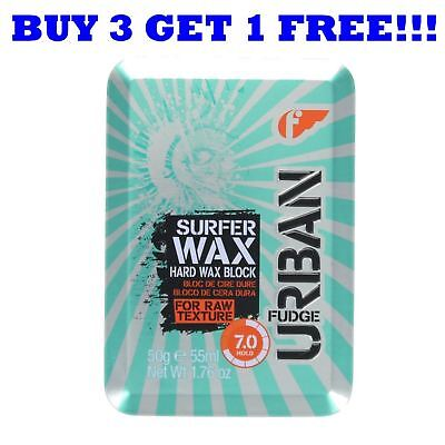 Urban Fudge Hard Wax Block Surfer Hair Wax  50g