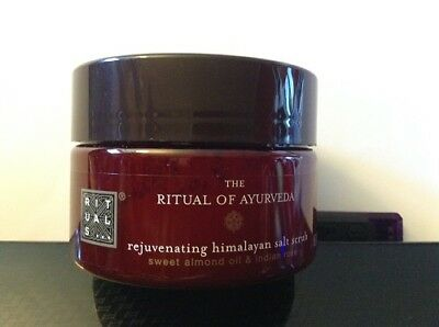 Rituals The ritual of ayurveda gommage pour le corps au sel de l'Himalaya 125g