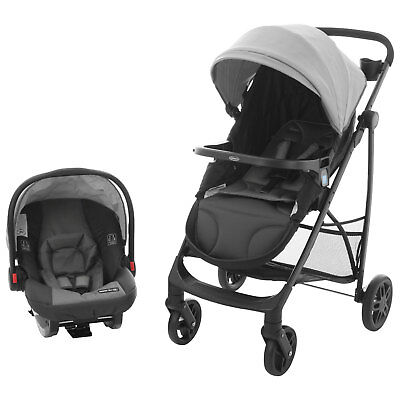 GRACO Views Click Connect Travel System - Sphere