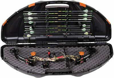 FLAMBEAU HARD COMPOUND BOW & PFEIL CASE for Hunting Archery BOX