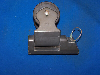 """Merriman Twin Sheet Lead Block, 1"""" Track With Stopper Pin"""
