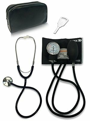 Primacare DS-9194 Pediatric Blood Pressure Kit With Stethoscope (2 Pack)