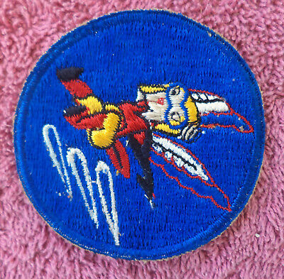 WW2 Patch, CHARACATURE , Airborne (from the Cpl. Poma collection)