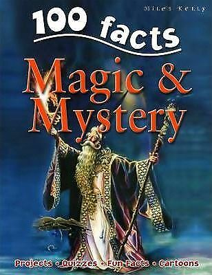 100 Facts on Magic and Mystery by Carey Scott (Paperback, 2009)