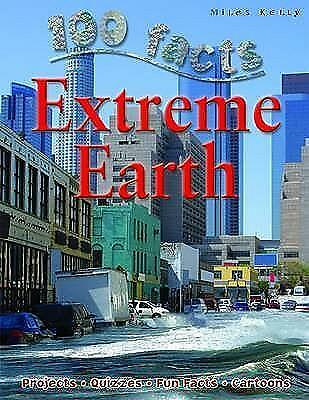 Extreme Earth by Anna Claybourne (Paperback, 2014)