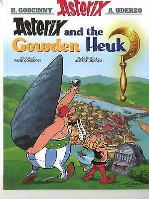 Asterix and the Gowden Heuk (Scots) by Rene Goscinny (Paperback, 2014)