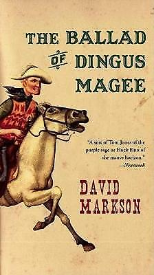 The Ballad of Dingus Magee by David Markson (Paperback, 2008)