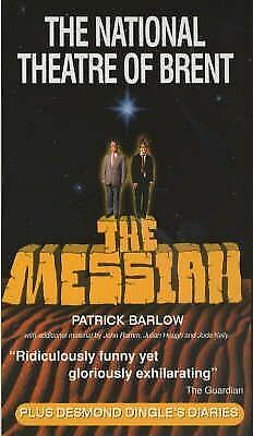 The Messiah, The by Patrick Barlow (Paperback, 2001)