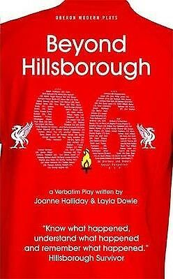 Beyond Hillsborough by Layla Dowie, Joanne Halliday (Paperback, 2014)