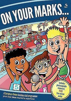 On Your Marks by Simon Barker (Paperback, 2011)