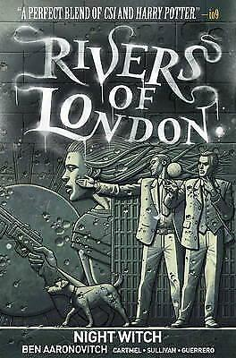 Rivers of London: Night Witch by Andrew Cartmel, Ben Aaronovitch (Paperback,...