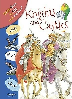 Who? What? When? Knights and Castles by Anita Ganeri (Hardback, 2014)