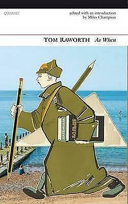 As When: A Selection by Tom Raworth (Paperback, 2015)