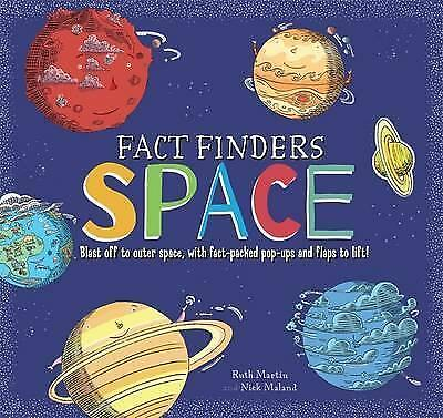 Fact Finders: Space by Ruth Martin (Hardback, 2016)