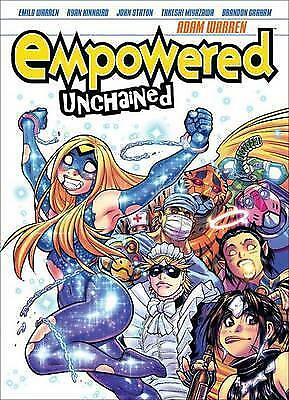 Empowered Unchained: Volume 1 by Adam Warren (Paperback, 2015)