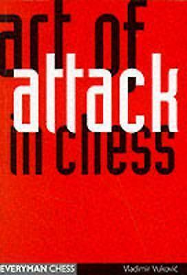 Art of Attack in Chess by Vladimir Vukovic (Paperback, 1998)