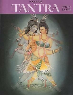 Tools for Tantra by Harish Johari (Paperback, 1987)