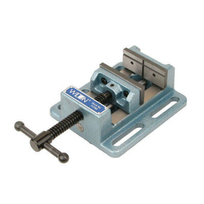 Wilton 11744 4 Inch V Groove Jaw Steel Low Profile Work Bench Drill Press Vise