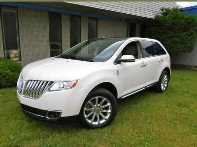 2013 Lincoln MKX  2013 Lincoln MKX