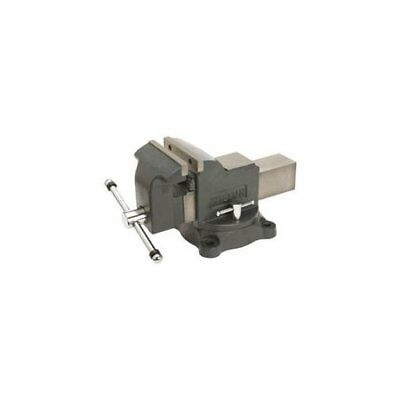 "Wilton 63302 Ws6, Shop Vise, 6"" Jaw Width, 6"" Jaw Opening, 3-1/2"" Throat Depth"