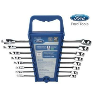 8 Piece Combination Wrench Set, Metric (fmcfhtei078mm)