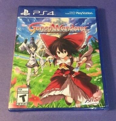 Touhou Genso Wanderer (PS4) NEW GAME