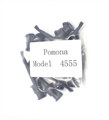 H● 10(LOT)Pomona 4555 Minigrabber (Black) Mini Grabber Black 2.5""