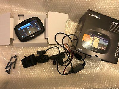 Garmin Zumo 340lm Motorcycle Sat Nav- Western Europe inc UK