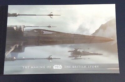 "Royal Mail ""Star Wars"" Prestige Booklet 2015 DY15"