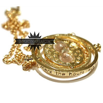 Harry Potter Collar Hermine Tiempo Turner Hermione Necklace Collier Time Gira