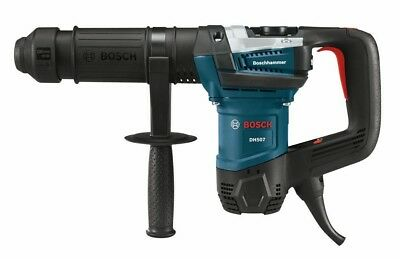 Bosch Corded Demolition Hammer Chiseling Tool Auxiliary Handle Carrying Case 10A
