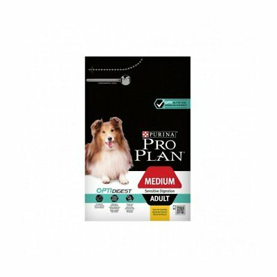 Croquettes Pro Plan Medium Adult Sensitive Digestion Sac 14 kg