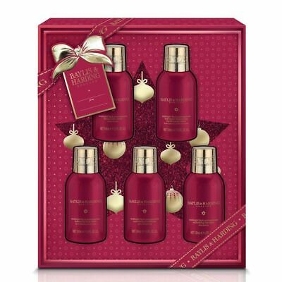 Baylis & Harding Midnight Fig & Pomegranate Pampering Collection