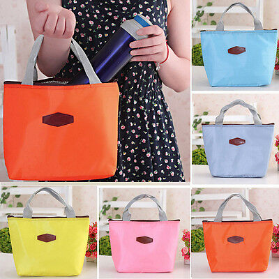 Lunch Boxes Waterproof Thermal Cooler Storage Eco-Friendly Portable Picnic Bags