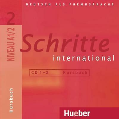 Schritte international 2. 2 Audio-CDs zum Kursbuch, Audio-CD
