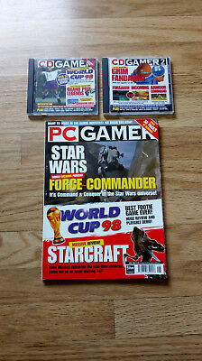 PC Gamer UK Magazine - Issue 57 - June 1998