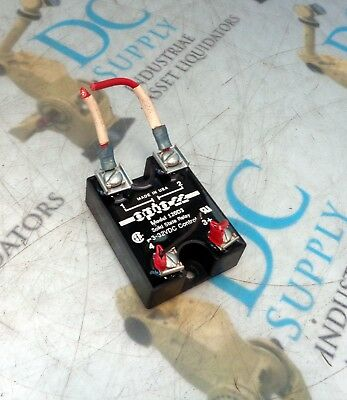 Opto 22 120D3 3-32 Vdc Solid State Relay