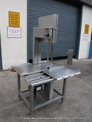 Hobart Butcher Supermarket Cutting Meat Saw Model 6801