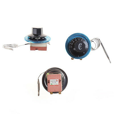 220V 16A Dial Thermostat Temperature Control Switch for Electric Oven CL