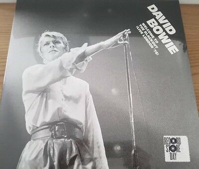 David Bowie Welcome To The Blackout Live In London '78 3 X Lp 2018 Rsd Preorder