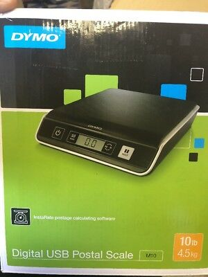 DYMO Digital USB Postal Scale 10lb Fast Shipping New!