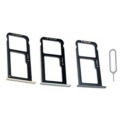 SIM Card Tray Holder For Huawei P9 Lite Micro SD Card Slot Holder New