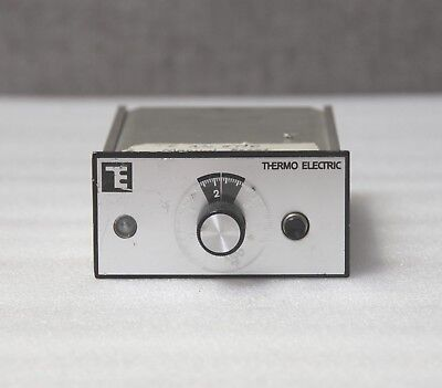 Thermo-electric temp controller. 115V 193 watts cooling Range - 100 to 400 F
