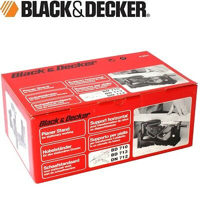 Black & Decker A5511 Planer Stand For Stationary Working Fit Bd710  Bd713  Bd712