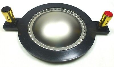 "Replacement Diaphragm PRV AUDIO RPD3240Ti-8 for D3240Ti 2"" Driver 8 Ohms"