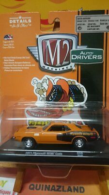 M2 Machines Auto-Drivers Hooker 1970 Camaro Z28 RS N25