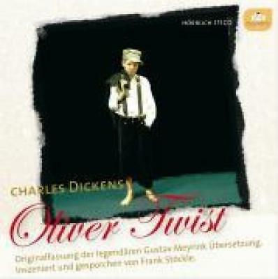 Dickens, Charles: Oliver Twist. 11 Audio-CDs, Audio-CD